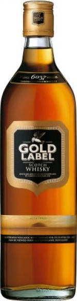 Gold Label Scotch