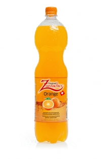 Zurzacher Orange (Einweg) PET