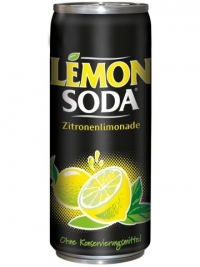 Lemon Soda Dose