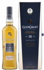 Glen Grant Single Malt Rare Edition 18 Years 43%