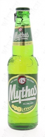 Mythos Greek Beer
