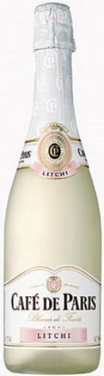 Cafe de Paris Litchi