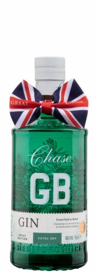 "Chase Distillery Extra Dry ""GB"" Gin 40%"