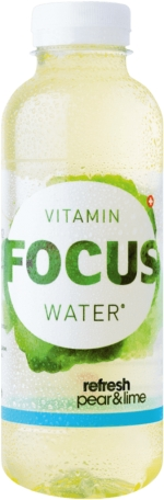 Focus Water Birne Refresh PET