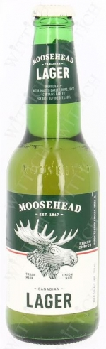 Moosehead Lager