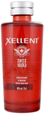 Wodka Swiss Xellent