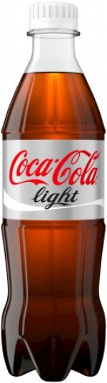 Coca Cola light (Einweg) PET