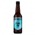 Brew Dog Punk IPA, Vegan