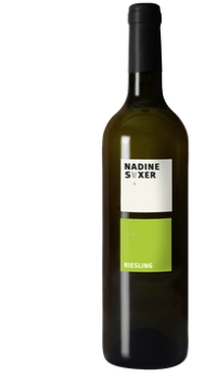 Riesling, Nadine Saxer